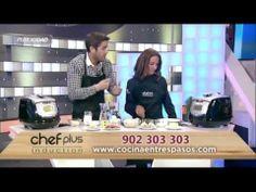 Risotto con champiñones y jamón - YouTube Descubre qué fácil es cocinar con Chef Plus Induction con dos colaboradores de excepción: Roberto Leal y Bárbara Amorós