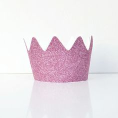 8 coronas brillo de la Navidad, un traje o un partido de la princesa