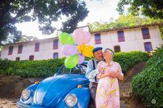 No álbum postado em sua página no Facebook, a fotógrafa se diz encantada com o fofo casal, que para ela representa um amor purinho. Veja fotos