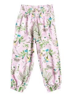 roxy, Girl's 2-6 Winding Road Pants, Pink Mist-6 (mdz6)