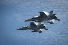 F/A 18C Hornets