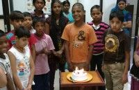 Birthday Celebration at Relief India Trust
