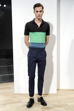 I would love to see Chris in this... Probably will never happen.  J.Crew Men's Spring 2013
