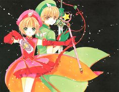 Manga Anime, Anime Art, Cardcaptor Sakura, Xxxholic, O Pokemon, Clear Card, Manga Covers, Magical Girl, Shoujo