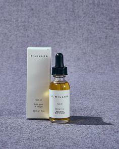 f.miller face oil Tamanu Oil, Jojoba Oil, Borage Oil, Pomegranate Seed Oil, Rosehip Seed Oil, Primrose Oil, Vitis Vinifera, Beard Oil, Face Oil