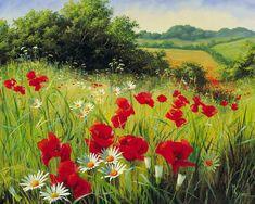 Mary Dipnall и ее обворожительные пейзажи - Ярмарка Мастеров - ручная работа, handmade
