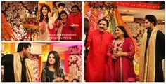 Dhamakedar entry of Dulhay walay LIVE in Utho Jago Pakistan, Geo Tv, Morning Show, Sari, Live, Fashion, Saree, Moda, Fashion Styles