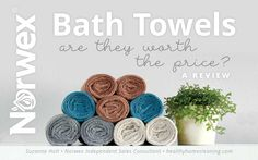 Norwex Bath Towel: A