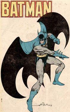 Batman by Walt Simonson