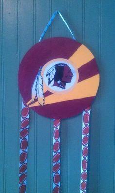 Redskins bow holder