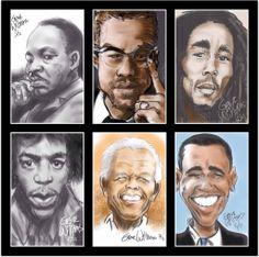 Black History iPhone art by Gwiz by Jamaicafunk.deviantart.com on @deviantART