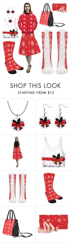 """""""For a sleigh ride Contest"""" by cglightningart ❤ liked on Polyvore"""