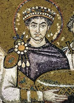 Justinian was Byzantine Emperor from 527-567. Justinian reconquered the lost western half of the classical Roman Empire.