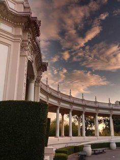 Beautiful San Diego: Spreckels Organ Pavilion. Photo by Olivier Pasco