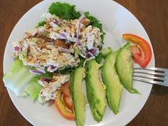 "The Coffee Shop: Trim Healthy Mama - Chicken Salad ""S"""