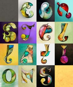 typography by Zso