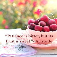 Good Life Quotes, Life Is Good, Love Is Patient, That's Love, Patience, Reflection, Fruit, Sayings, Words