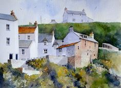 1264_Staithes from the beck | by Malcolm Coils.