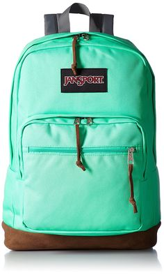 JanSport Right Pack Backpack Seafoam Green    For more information 17f81b3c0fb36