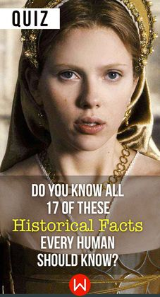 How well do you really know history? Can you ace these 17 questions everyone should be able to get about our human history? Let's find out! History facts you should know. Black History Month Facts, Weird History Facts, Strange History, Fun Movie Facts, Wtf Fun Facts, Random Facts, History Quiz Questions, There Goes My Hero, Knowledge Quiz