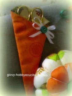 Porta forbici ❤ Giovy hobby e cucito creativo ❤