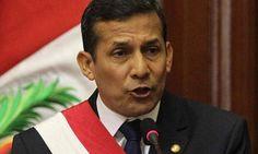 """Ollanta Humala: """"Los partidos no son agencias de empleo"""""""