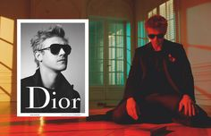 Dior Homme unveiled its Fall/Winter 2015 campaign and fashion film, featuring model and actor Boyd Holbrook photographed and directed by Willy Vanderperre.