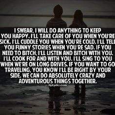 Enjoy Loving Quotes i would use part of this in my vows