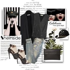 A fashion look from January 2015 featuring long length tops, snap shirts and skinny fit jeans. Browse and shop related looks. Valentino Valentina, Skinny Fit Jeans, Fashion Looks, Fitness, Polyvore, Shirts, Shopping, Tops, Women