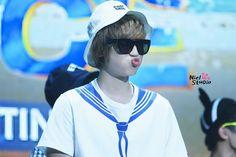 Niel cute fish lips