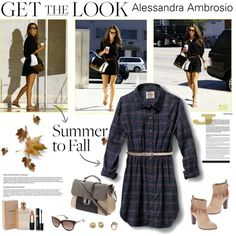 """""""Get the look: Aless"""
