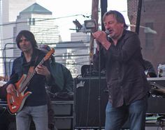 Southside Johnny & the Asbury Jukes at the Hoboken Arts & Music Festival 2014 Photo by Steven Meyers