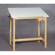 SMIProducts Pacific Series 4 Post Table & Reviews | Wayfair