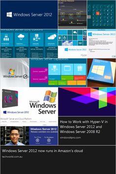 Windows Server 2012.