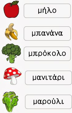 Speech Language Therapy, Speech And Language, Speech Therapy, Greek Phrases, Learn Greek, Greek Alphabet, Greek Language, Learn A New Language, Always Learning