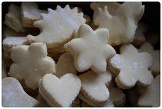 Žloutkové cukroví   Meg v kuchyni