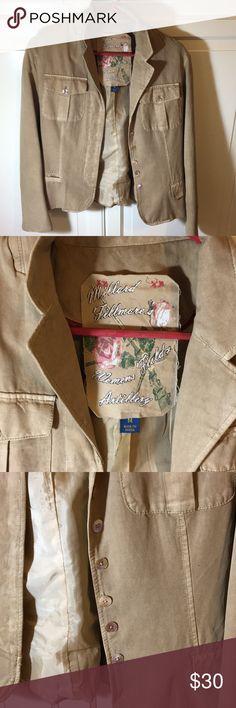 Millard Fillmore woman's fields artillery blazer Millard Fillmore's woman's fields artillery blazer. Perfect condition. Never been worn. millard fillmore's womans fields artillery Jackets & Coats Blazers