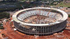 Estádio Nacional, Brasilia, Brazil