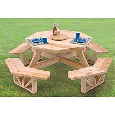 100 round picnic table with umbrella hole best master furniture hexagon picnic table watchthetrailerfo