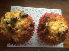 BRIOSE CU NUCA DE COCOS Muffin, Breakfast, Food, Breakfast Cafe, Muffins, Essen, Yemek, Meals