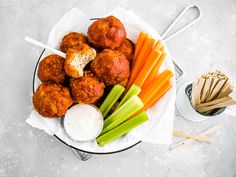 A crispy Chicken Popper smothered in BBQ sauce and dipped in a homemade creamy ranch dressing. This is the perfect for the entire family and also a great appetizers for a party or a get together. Keto, Paleo and Dairy Free. Paleo Appetizers, Great Appetizers, Crispy Chicken, Bbq Chicken, Peach Chicken, Paleo Whole 30, Whole 30 Recipes, Air Fryer Recipes, Carrots In Oven