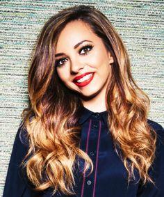 Jade Thirlwall Little Mix Little Mix Salute, Jade Little Mix, Jade Amelia Thirlwall, Girl Bands, Celebs, Celebrities, Ombre Hair, Hair Goals, Long Hair Styles