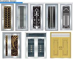All Types of Various Designs Doors Available. Grill Gate Design, Steel Gate Design, Iron Gate Design, Window Grill Design, Door Design, Fire Doors, Metal Doors, Vertical Doors, Door Grill