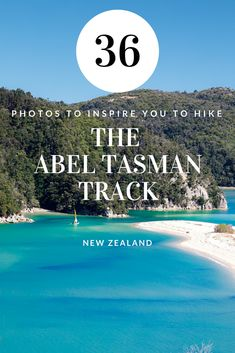 36 photos to inspire you to hike the stunning Abel Tasman Track, one of the nine Great Walks of New Zealand. New Zealand Itinerary, New Zealand Travel Guide, Backpacking Europe, New Zealand South Island, Great Walks, Best Hikes, France, Travel Guides, Travel Tips