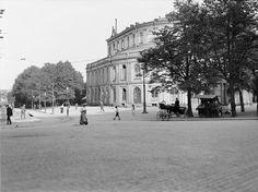 Swedish Theatre, Helsinki I.K. 1908, The Finnish Museum of Photography