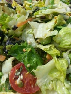 Optimum Nutrition Salad Recipe