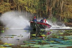 The Bass Tracker, aluminum fishing boat. Bass Fishing Boats, Aluminum Fishing Boats, Bass Boat, Luxury Pontoon Boats, Pontoon Boats For Sale, Best Bass Lures, High Performance Boat, Fly Fishing Basics, Boats