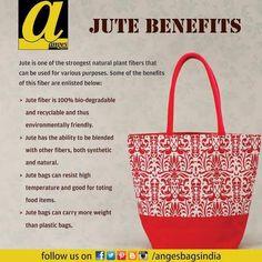 benefits of jute benefits eco friendly