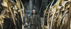 The Hobbit: (Battle of the Five Armies) Woodland Realm's Elven Army and Bard of Laketown
