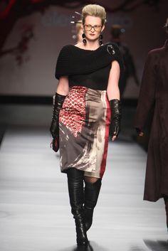 Sfilata Elena Mirò Milano - Collezioni Autunno Inverno 2010 2011 - Vogue 7390fcbe0f6